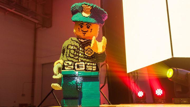Foto: Lego slaví 15 let v Česku a zvyšuje kapacitu výroby