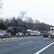 Na dálnici D1 na Vysočině platí uzavírka kvůli havárii kanalizace, namrzala tam voda