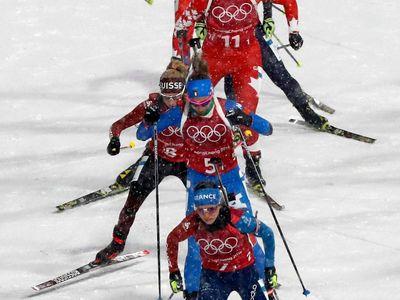 Živě: Biatlonovou štafetu žen ovládly senzačně Bělorusky před Švédkami. Češky končí dvanácté