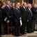 V Paříži se konala mše k uctění zabitého kněze, dorazil i prezident Hollande