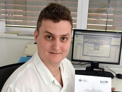 Mladý neurolog z Brna přišel na to, jak rychle odhalit mrtvici. Pozná ji i nezkušený lékař, říká