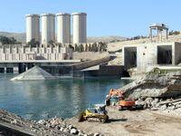Irák se bojí, že Mosul smete 25metrová vlna. Nádrž opraví Italové