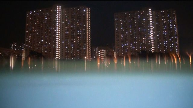 Andreas Müller-Pohle, Shing Mun River, Hong Kong, 2014 (Video Still).