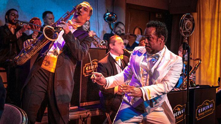 To je swing! Strhující atmosféra jazzových koncertů na fotkách Richarda Horáka