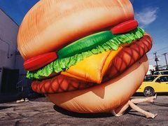 David LaChapelle: Death by Hamburger