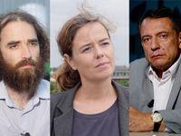 DVTV 28. 6. 2017: Jiří Paroubek; Henriette Vambergová; kyberútok