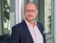Daniel Čapek (44) stojí včele společnosti Sodexo Služby u klienta aSodexoBenefity,jedničky na českém trhu se zaměstnaneckými benefity.