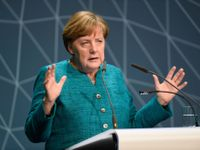Evropané musí vzít osud skutečně do svých rukou, vyzvala Merkelová po neshodách s Trumpem