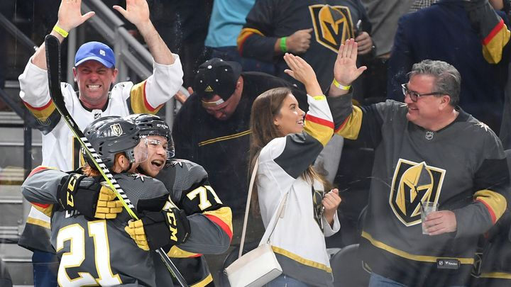 Nováček je blízko obrovské senzaci. Nosek poprvé v play off NHL skóroval, Vegas je krok od finále