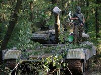 Tankista separatistů: Nemocnici jsme krájeli kus po kousku