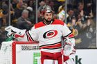NHL 2018/19, Carolina Hurricanes, Petr Mrázek