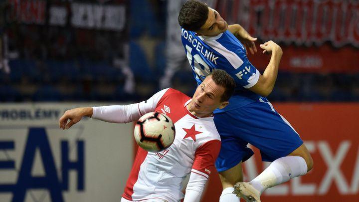 Můj hráč nelže, měla to být penalta proti Slavii, řekl kouč Liberce. A podal stížnost