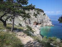 Reportáž z vylidněného Chorvatska. Na samotě u moře čekejte měření teploty i slevy