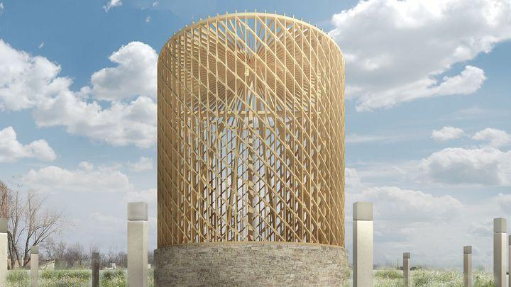 Dřevěná kaple nebo krokodýlí stezka. To jsou nejlepší české dřevostavby roku 2017