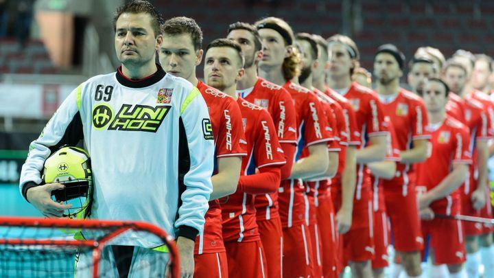 Florbalisté budou hrát ve čtvrtfinále MS s Estonskem
