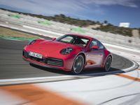 Ikona v novém: Porsche 911 poslouchá, jestli nejedete na mokru. Už jsme ho řídili