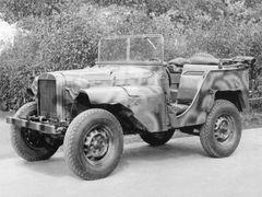 Původní GAZ 64 se začal vyrábět v roce 1941.