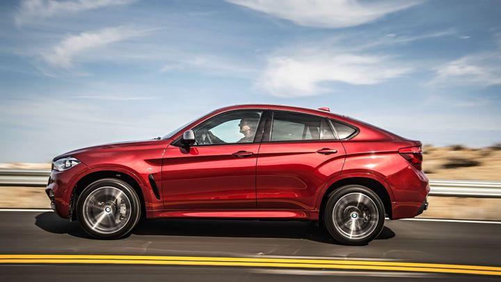 Auto snů. Otestovali jsme nejvýkonnější verzi BMW X6