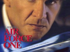 Harrison Ford - plakát k filmu Air Force One