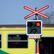 V pražské Liboci se srazil vlak s autem. Řidič přiznal, že na přejezd vjel, když blikala světla