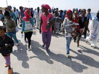 Z opuštěných budov jsou nevěstince pro běžence. Migrace proměnila italské letovisko