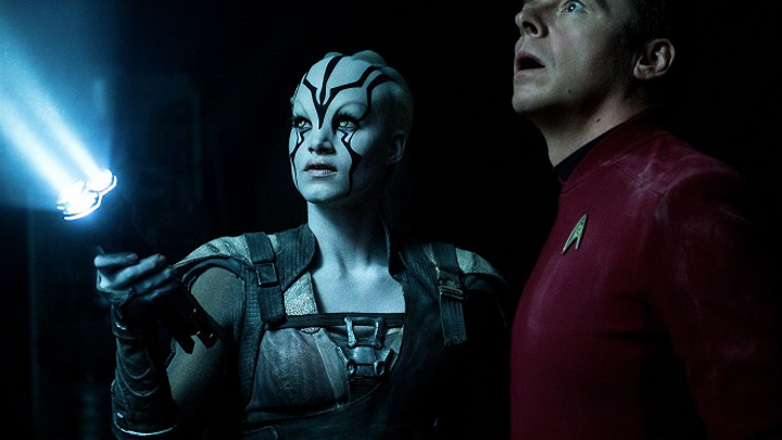 Jak by asi vypadal Star Trek od Quentina Tarantina? Zdá se, že se to brzy dozvíme