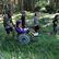 Obrazem: Místo v nemocnici v lese. Na tábor v Malejovicích jezdí děti nemocné i zdravé.