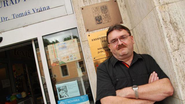 Exekutor Tomáš Vrána