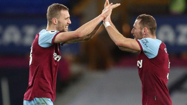 Southampton - West Ham 0:0. První poločas branku nenabídl, stále je tak o co hrát; Zdroj foto: Reuters