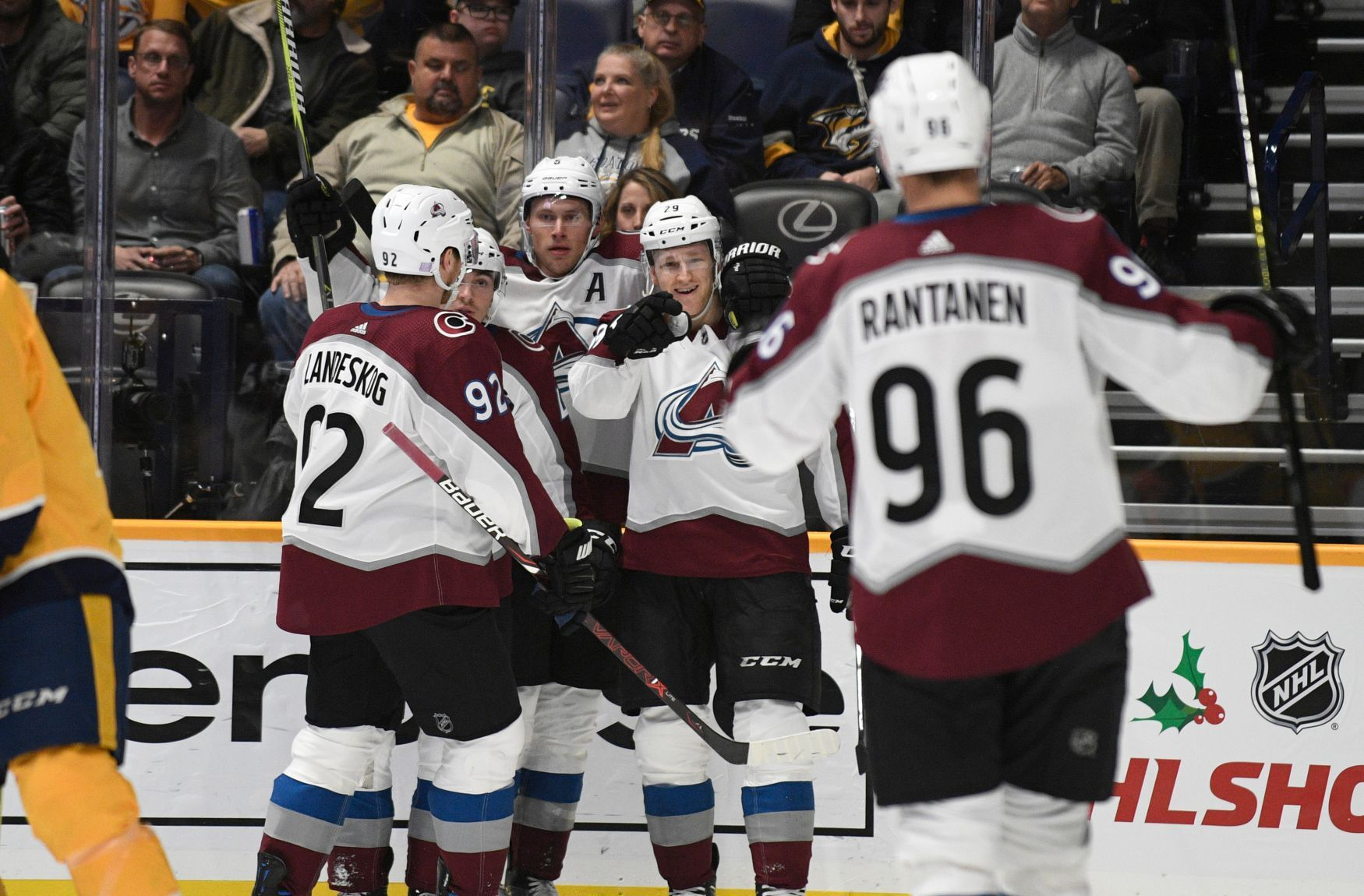 NHL 2018/19, Colorado Avalanche