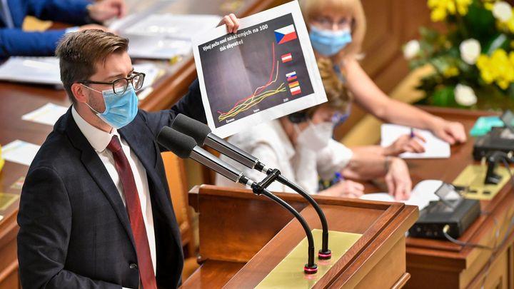 Debata o koronaviru nebude, rozhodli vládní poslanci s KSČM. Babiš a Vojtěch chyběli