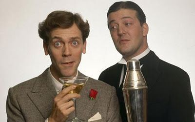 Hugh Laurie a Stephen Fry: Jeeves and Wooster