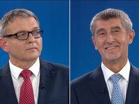 Živě: Do začátku voleb zbývá pár hodin. Poslední superdebata ukázala, kdo chce Česko v EU a NATO