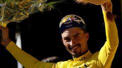 Francie z něj šílí, ale Alaphilippe Tour nevyhraje, říká Tesař. Alespoň ne letos