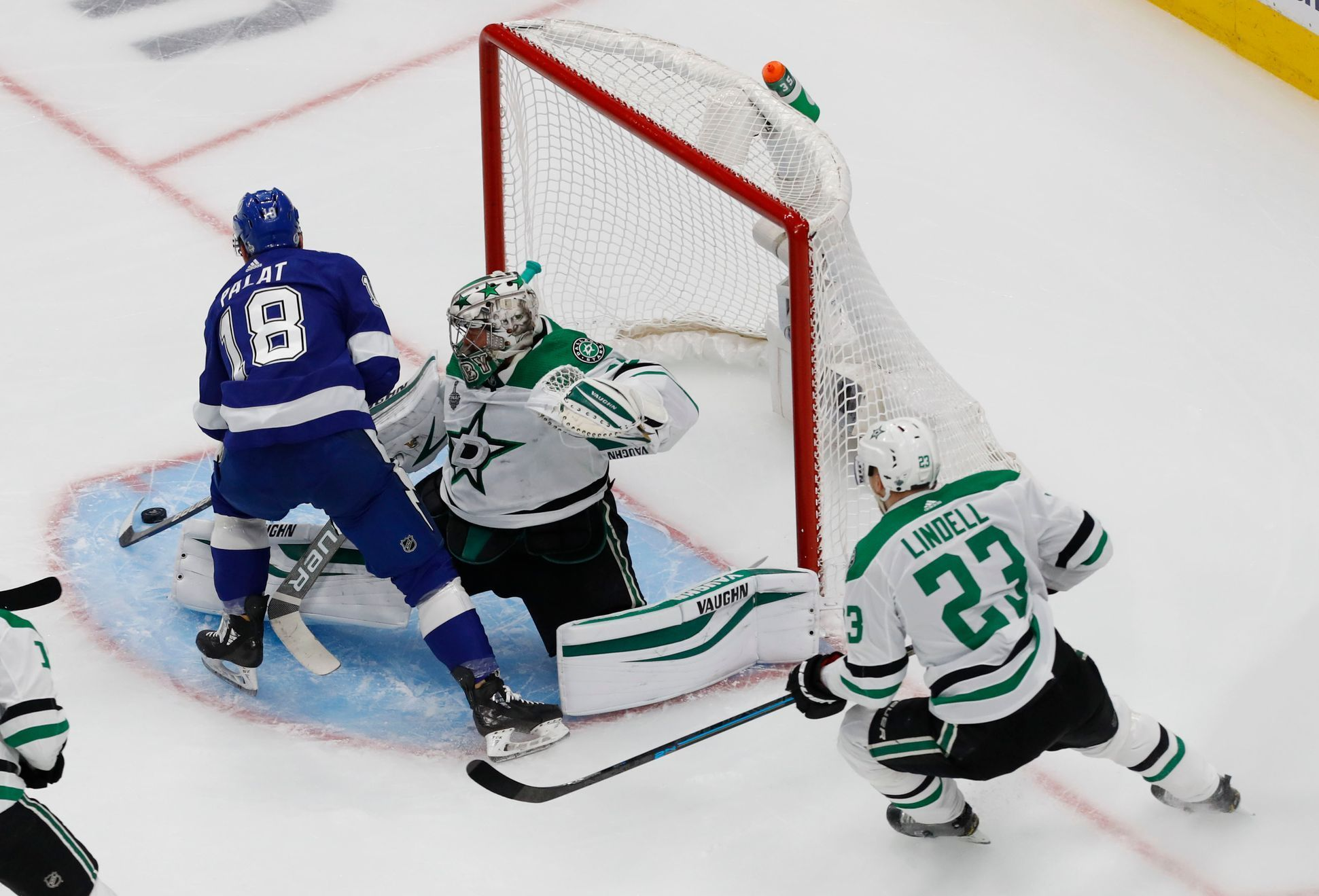 NHL, Dallas Stars, Tampa Bay Lightning, 5. finále