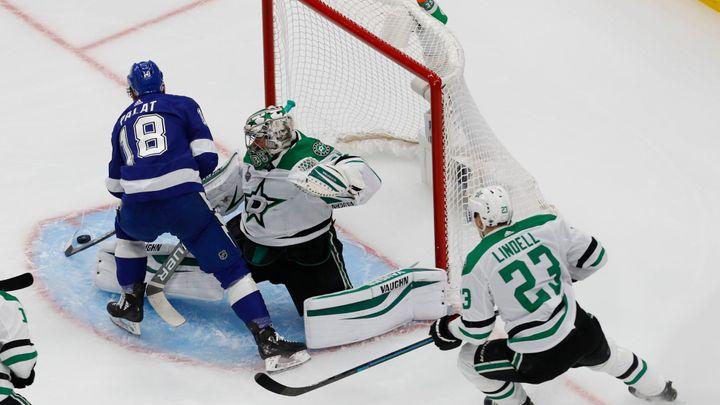 Palát vyrovnal Jágra, ale Stanley Cup nezdvihl. Dallas v 90. minutě odvrátil mečbol