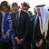 Proti zvyklostem. Obamová si u Saúdů nezakryla vlasy