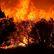 Oblíbené turistické středisko ve Skalnatých horách ohrožuje požár. Návštěvníci budou evakuováni