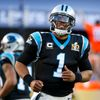 NFL, Super Bowl 50: Cam Newton (Carolina Panthers)