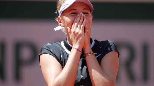 Amanda Anisimovová, French Open 2019