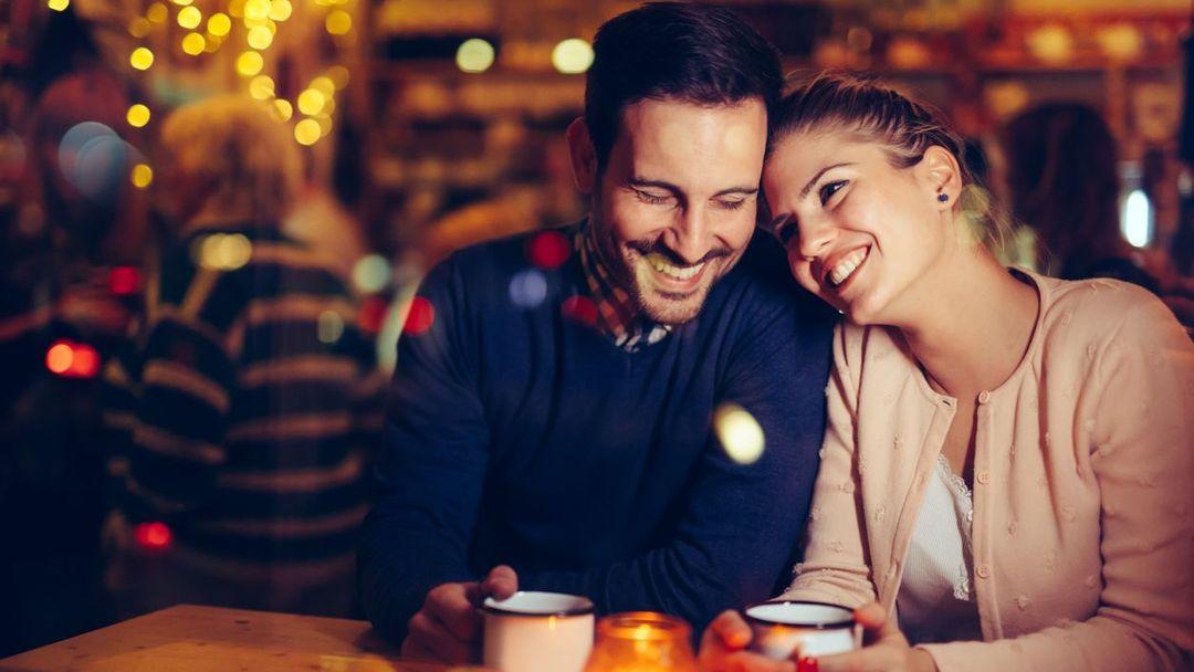 randit s chlapem, který je oddělen od své manželky