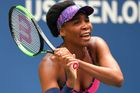 Venus Williamsová na US Open 2018