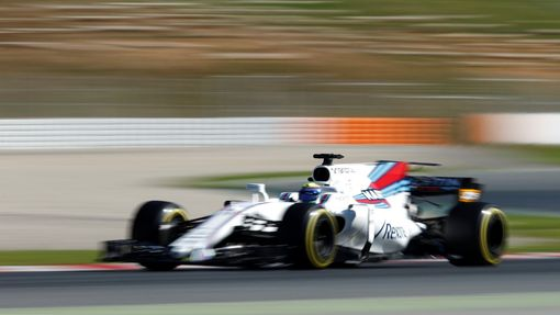 F1 2017: Felipe Massa, Williams