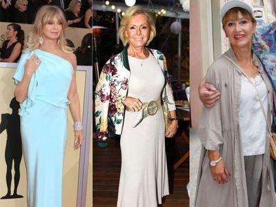 Už jim dávno není 40, 50 ani 60. Stále jsou však krásné a rozhodně jim nechybí vkus a odvaha. Jak se oblékají známé české i zahraniční sedmdesátnice?