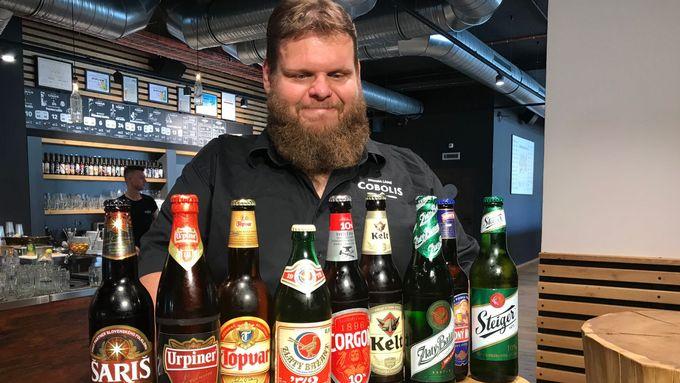 Slovenská piva v přísném testu: Co pít, když po ruce nejsou oblíbené české značky?