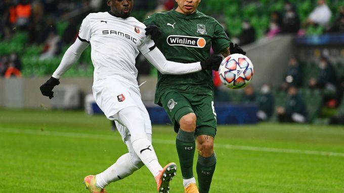 Podívejte se na přehled zápasu mezi Krasnodarem a Rennes