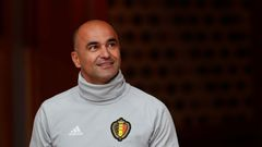 Euro 2020 Qualifier - Belgium Training