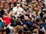 """Papež František: """"Radujte se a jásejte."""" Nezbláznil se? Naopak, povzbuzuje nás"""