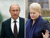 Ruská prokuratura prověřuje nezávislost Pobaltí. Litva zuří