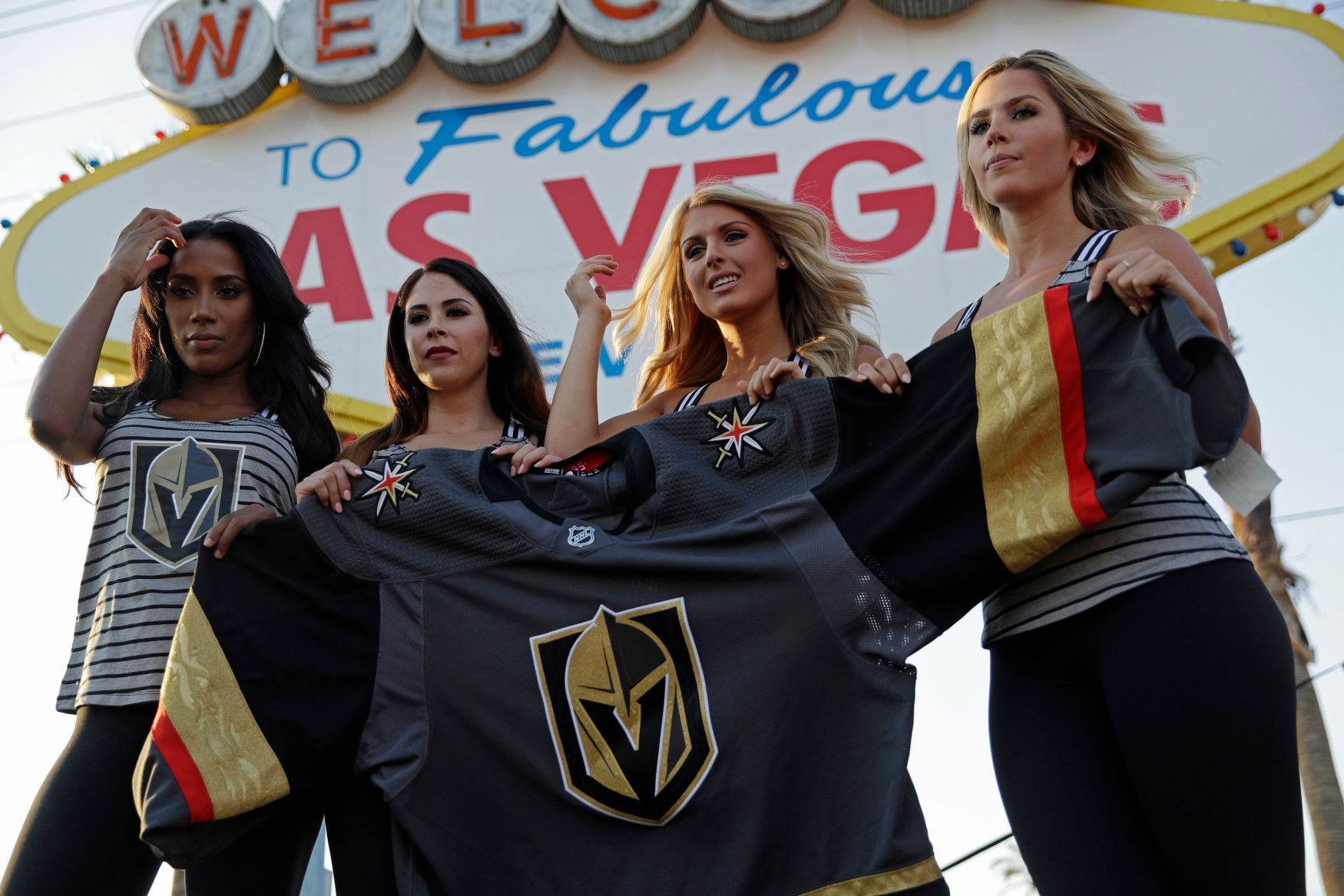 Dres Las Vegas Golden Knights